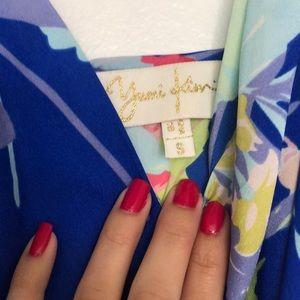 Yumi Kim Dresses - Faux Wrap dress